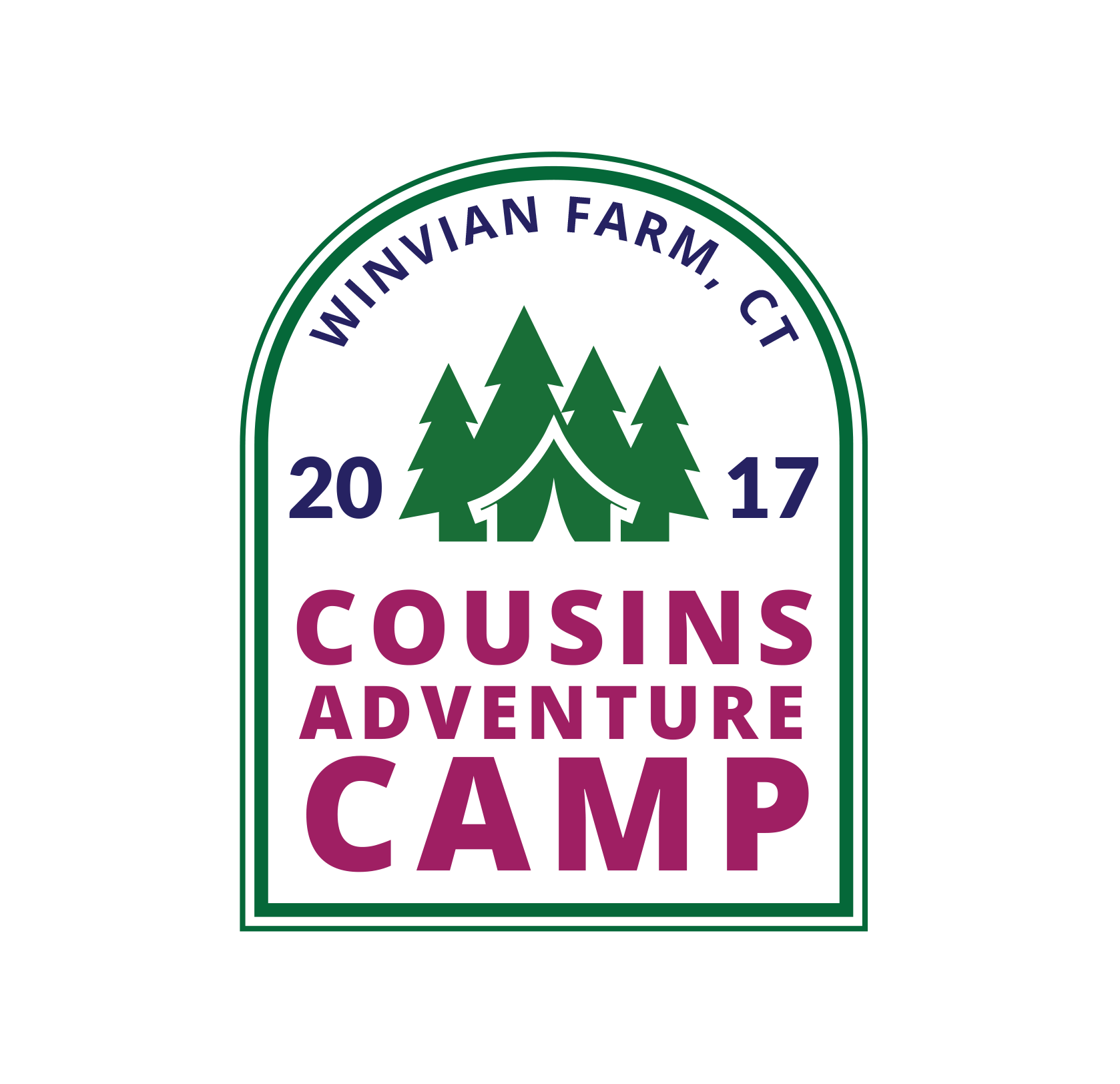 Logo for Cousins Camp