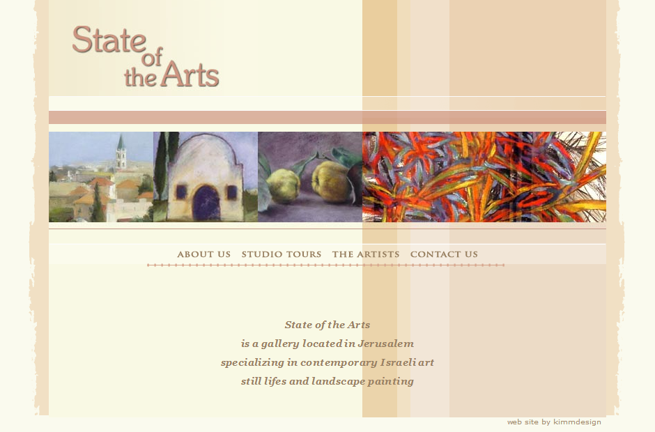 State-of-the-Arts-site